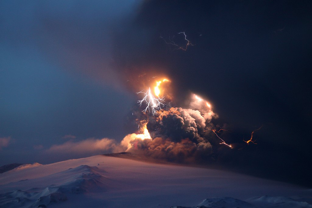 eyjafjallajökull eruption 2010 video